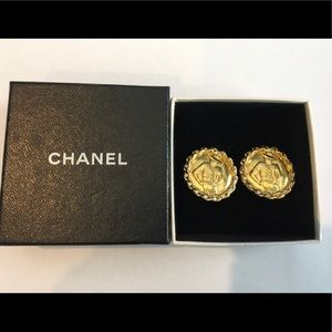 Authentic CHANEL Coco Chanel Earrings - PRICE FIRM